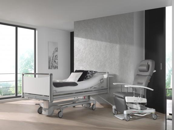 Scaun medical de spital Avento