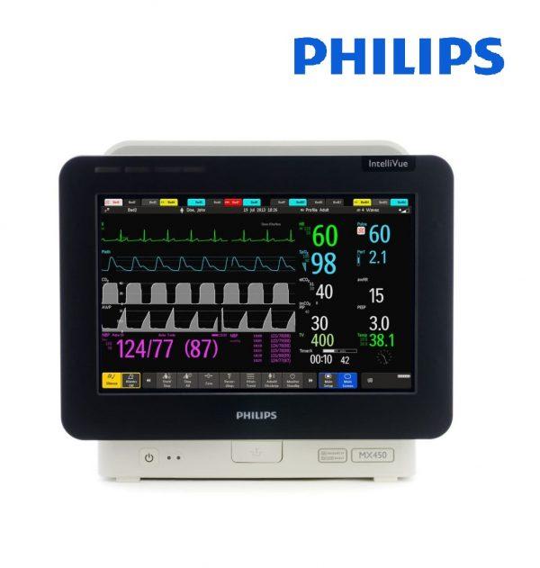 Monitor funcții vitale semi-modular IntelliVue MX450/MX500
