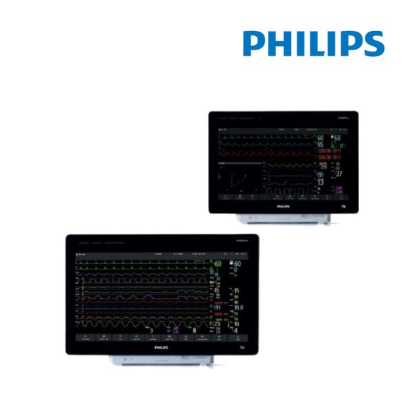 Monitor functii vitale Philips IntelliVue MX750 – 866471 / MX850 – 866470