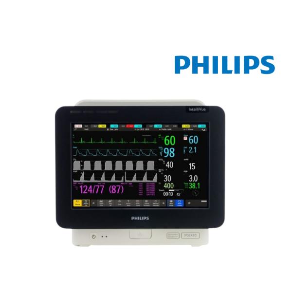 Monitor functii vitale semi-modular IntelliVue MX450 – 866060 / MX500 – 866064