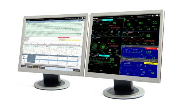 Stație centrală de monitorizare Philips IntelliVue (PIIC iX)