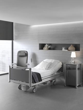 Pat de spital Aron+