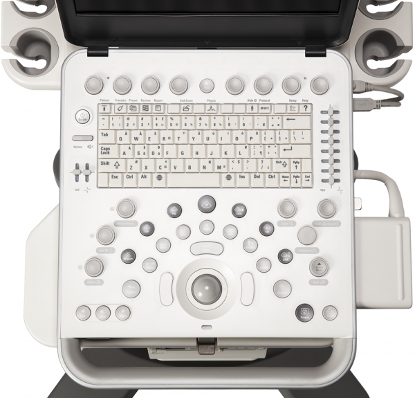 Ecocardiograf portabil Philips CX50