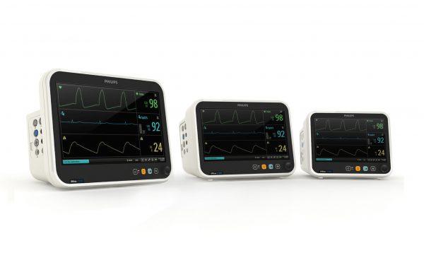 Monitor funcții vitale Efficia CM100, CM120, CM150