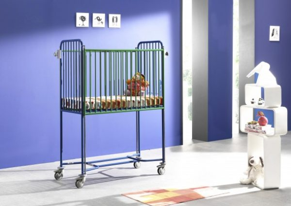Pat de spital pediatric Nino standard