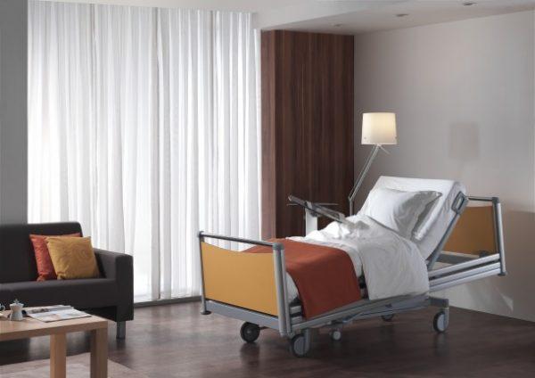 Pat de spital hidraulic Vico