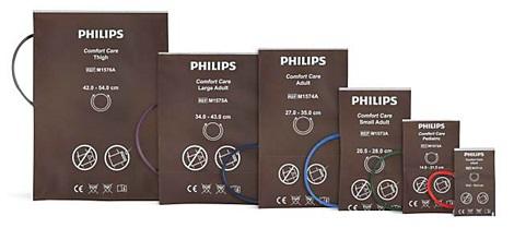 Manseta de tensiune Comfort Care adult Philips M157A