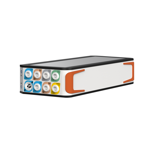 Sistem modular Jenny – Ventilator. Monitor. Defibrilator