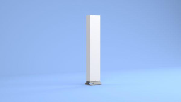 Sistem de dezinfectie a aerului cu radiatii ultraviolete Aer