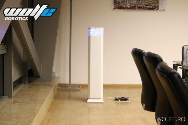 Sistem de dezinfectie a aerului cu radiatii ultraviolete Breez