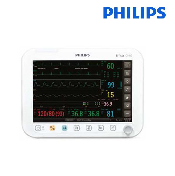Monitor functii vitale Philips Efficia CM10 - 863301/ CM12 - 863303