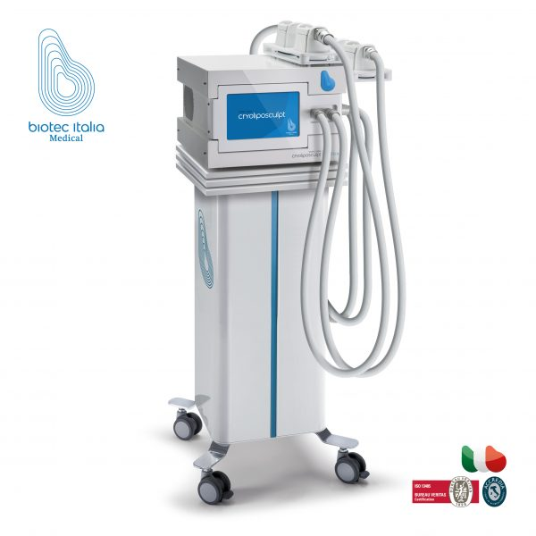 Dispozitiv Criolipoliza cu tehnologiile VacuPulse si CoolFrequency BIOTEC 05 CRYOLIPOSCULPT