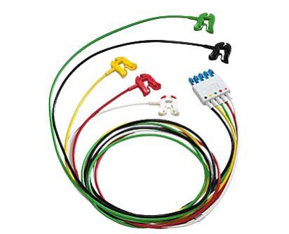 Cablu ECG reutilizabil cu 5 fire Philips M1971A
