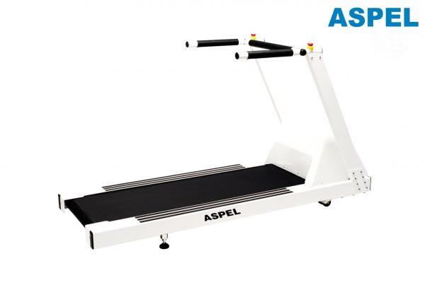 Sistem de testare la efort cu banda de alergat si modul ECG incorporat ASPEL 612 TRM v.702