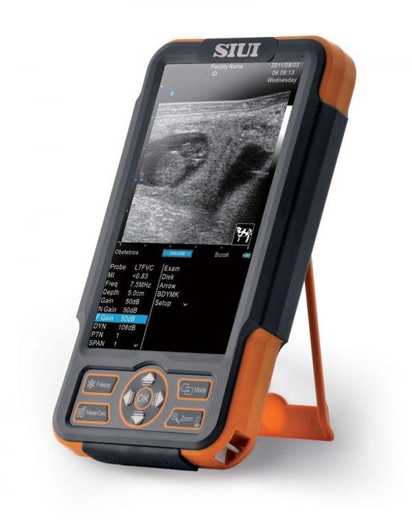 Ecograf ultraportabil pentru uz veterinar SIUI CTS-800