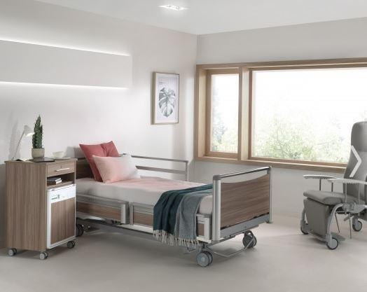 Pat de spital Lago Hospital