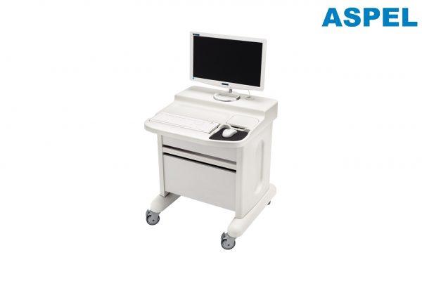 Dispozitiv diagnostic ECG de repaus si de efort ASPEL CARDIOTEST DGS v.140