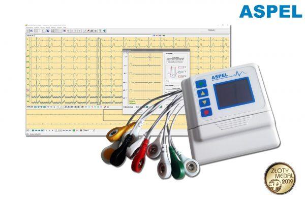 Holter ECG software analiza rapida ASPEL HOLCARD-712 HLT v.301ALFA