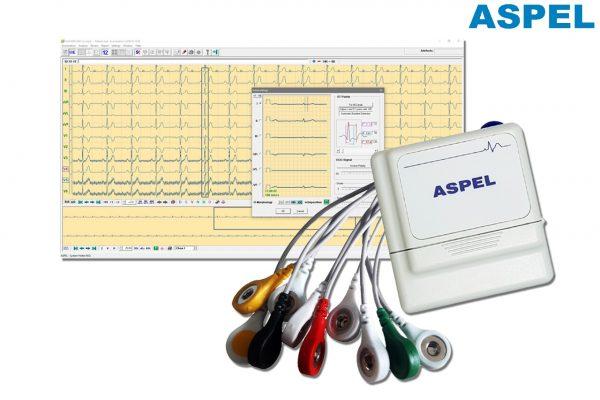 Holter ECG software analiza rapida ASPEL HOLCARD-712 HLT v.201ALFA