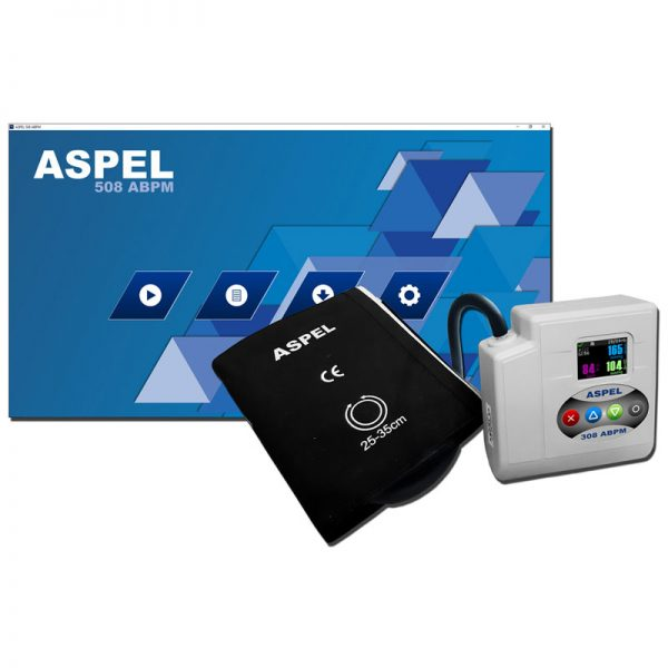 Holter tensiune ASPEL 308 ABPM v.101