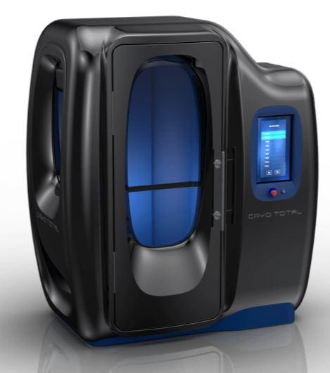 Camera criogenica VACUACTIVUS CryoTotal