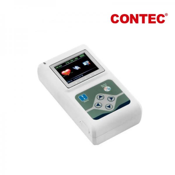 Holter ECG, inregistrare 24 ore, CONTEC TLC5000
