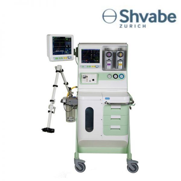 Aparat anestezie inhalatorie multifunctional Shvabe Zurich MAIA-01