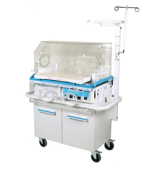 Incubator terapie intensiva pentru nou-nascuti Shvabe Zurich IDN-02